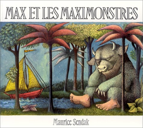 9782211019651: Max Et Le Maximonstres (French Edition)