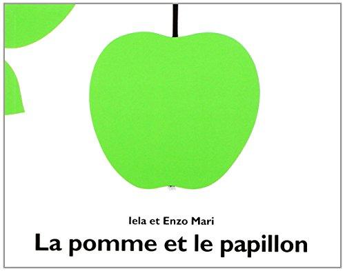 9782211021838: La pomme et le papillon