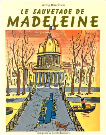 9782211021968: Le Sauvetage De Madeleine (French Edition)