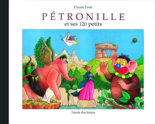 Children's Storybooks in Hardback (French Edition): Claude Ponti