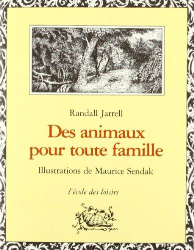 DES ANIMAUX POUR TOUTE FAMILLE: JARRELL RANDALL