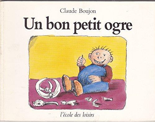 Un Bon petit ogre: Boujon, Claude