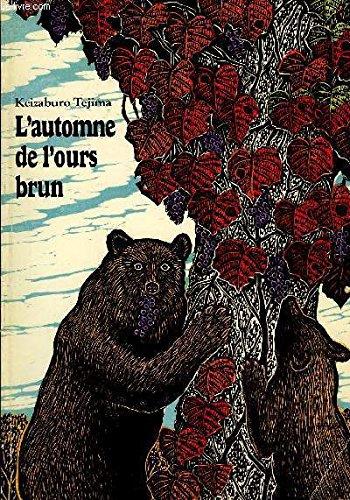 9782211025027: L'automne de l'ours brun