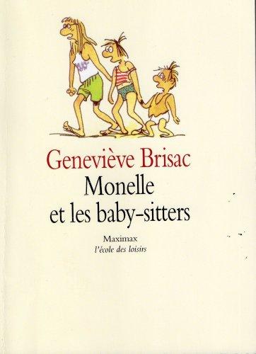 9782211026024: Monelle et les baby sitters