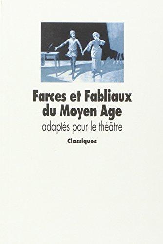 Farces et fabliaux du Moyen Age: Boudet, Robert
