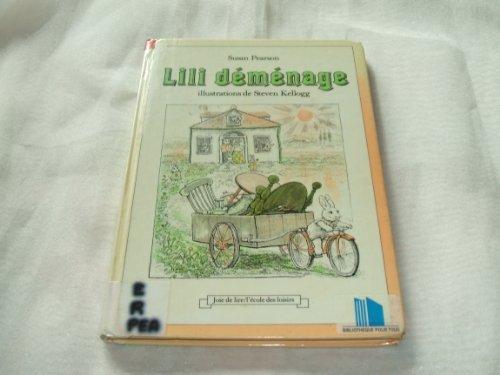 9782211026956: Lili demenage