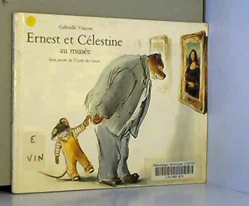 9782211028684: Ernest et Célestine au musée