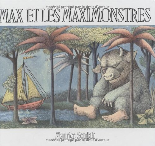 9782211028936: Max Et Les Maximonstres (French Edition)