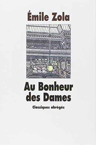 9782211029384: Au Bonheur des Dames (Classiques abrégés)