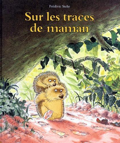 9782211029490: Sur les traces de maman