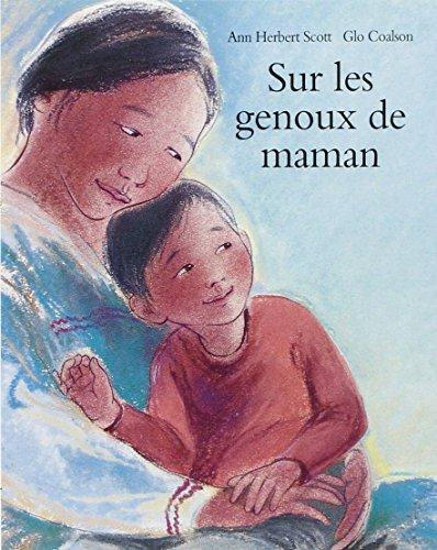 9782211029780: Sur les genoux de maman (Lutin poche)