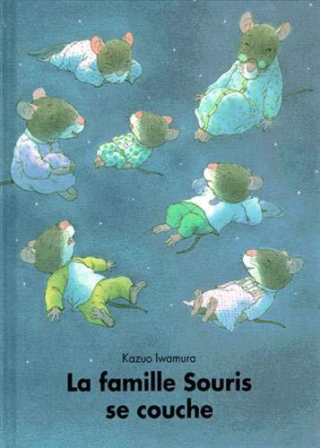 9782211031684: La famille Souris se couche