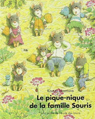 9782211036429: Iwamura/Pique-Nique Famille Souris: 1 (Les lutins)