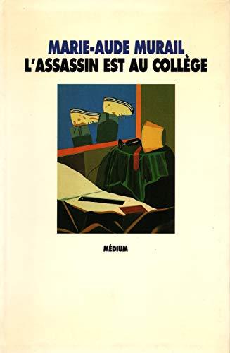 9782211037051: L'assassin est au collège (Médium)