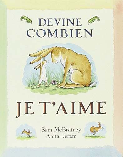 9782211037457: Devine Combien Je t Aime (French Edition)