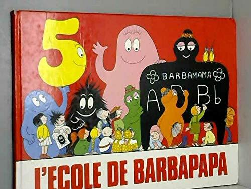 9782211037860: L'École de Barbapapa (Barbapapa)
