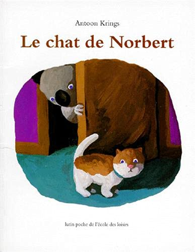 9782211039321: Le Chat De Norbert (French Edition)