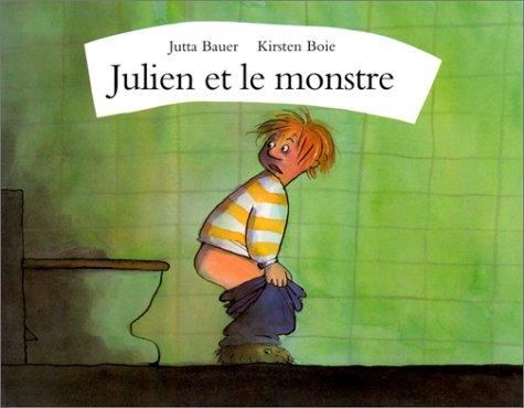9782211039925: Julien et le monstre