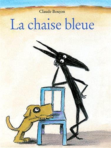 9782211042116: La Chaise bleue