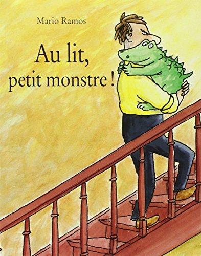 9782211042536: Au lit petit monstre!