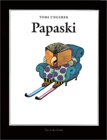 9782211045148: Je m'appelle Papaski et voici mes meilleures histoires à dormir debout