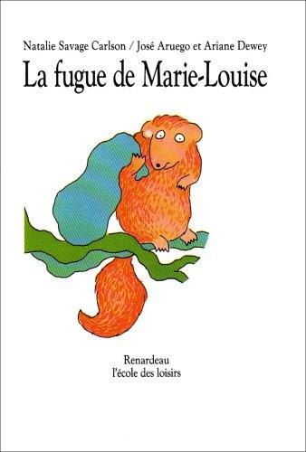 9782211045339: La Fugue de Marie-Louise