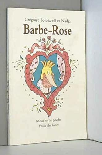 9782211052146: Barbe-Rose