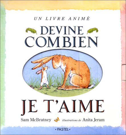 9782211052696: Devine combien je t'aime (French Edition)