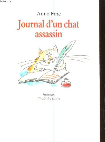 9782211053945: Journal d'un chat assassin
