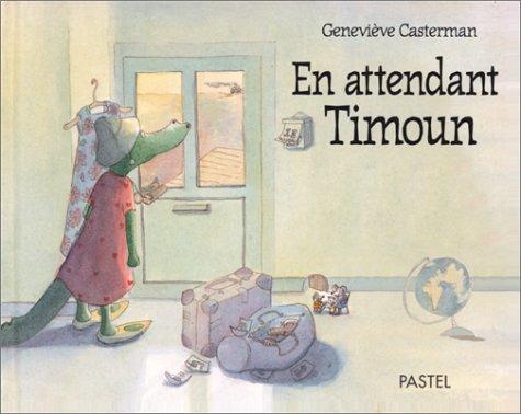 En attendant Timoun (Pastel): Geneviève Casterman