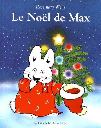 9782211055024: Le Noel De Max = Max's Christmas