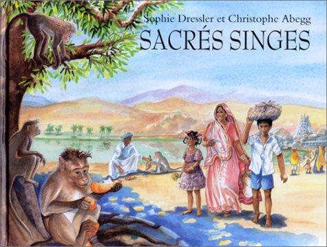 9782211055826: Sacr�s singes