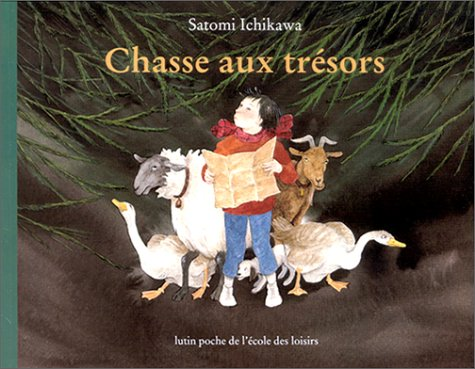 9782211056076: Chasse Aux Tresors (French Edition)
