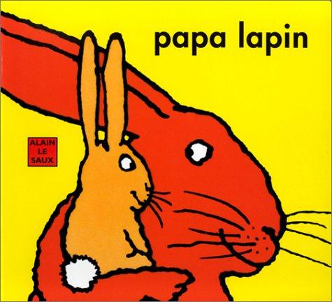 9782211056687: Papa lapin (French Edition)