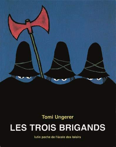 9782211058513: Les trois brigands (Les Lutins)