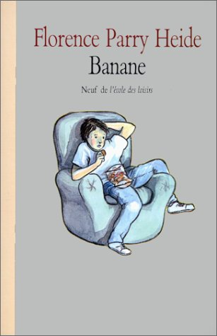 9782211058575: Banane (French Edition)