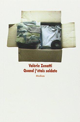 9782211061087: Quand j'étais soldate
