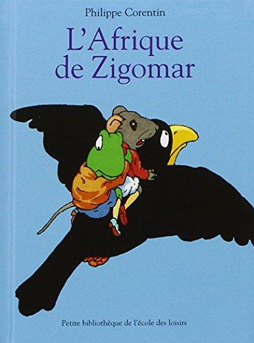 9782211062671: L'Afrique de Zigomar (Petite bibliothèque)