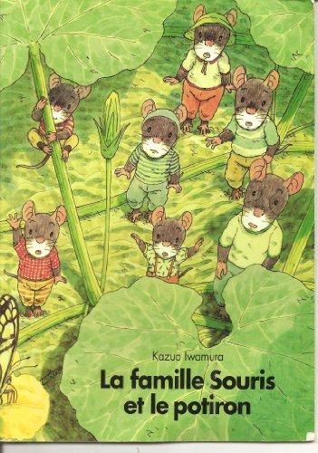 9782211062893: La famille Souris et le potiron