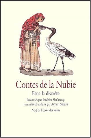 9782211063692: Contes de la Nubie