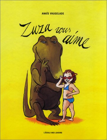 9782211064705: Zuza vous aime (French Edition)