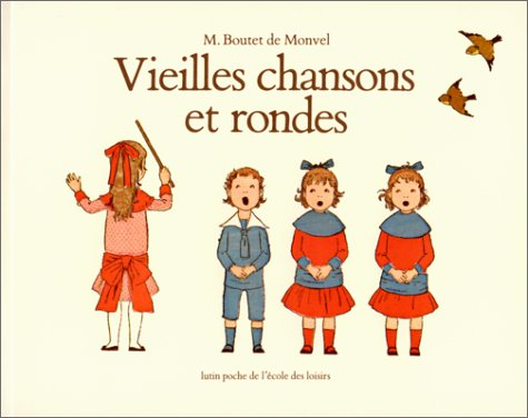 9782211065993: Vieilles Chansons Et Rondes (French Edition)