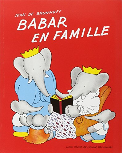 9782211066372: babar en famille (French Edition)