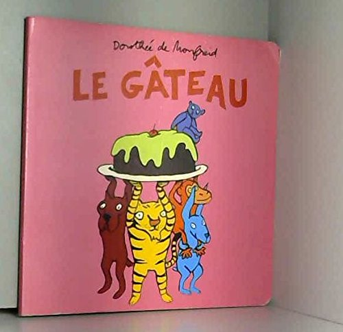 9782211067683: Le gâteau