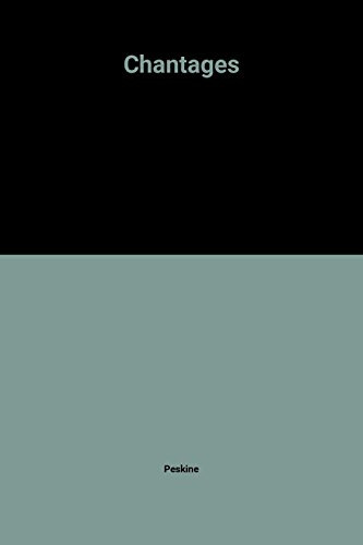 9782211068444: Chantages (Médium)