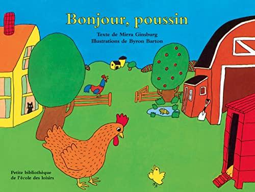 9782211069755: Bonjour poussin biblio (Petite bibliothèque)