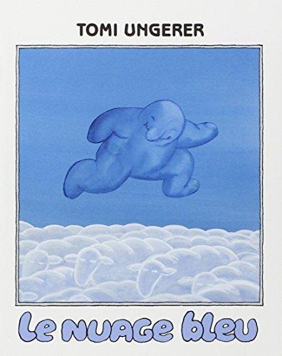 9782211070416: Le Nuage bleu