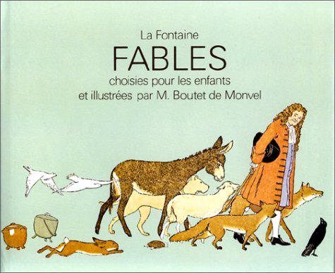 Fables (French Edition): La Fontaine
