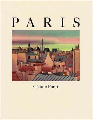 9782211070980: Claude Ponti : Paris
