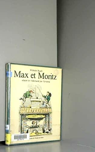 Max et Moritz: Busch, Wilhelm
